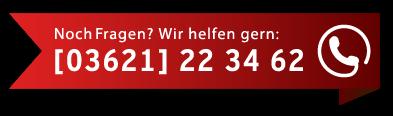 Telefon-Support für Blechdachs.de 0 36 21 / 22 34 62